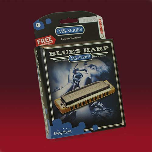 Hohner Blues Harp
